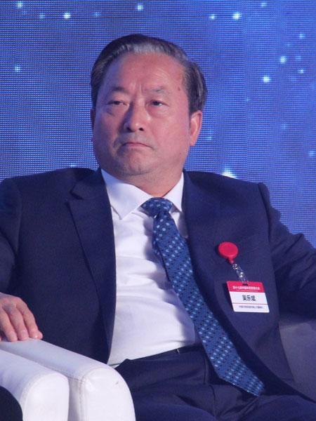 中国科学院控股有限公司董事长吴乐斌