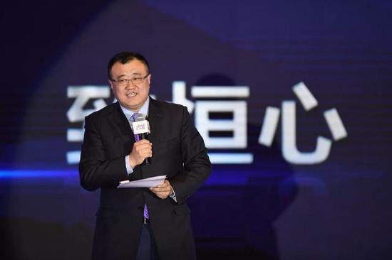 清华大学副校长杨斌在第十三届中国?企业社会责任国际论坛上发表《新时代 新责任》主题演讲