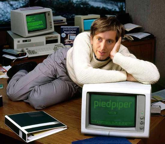 比尔盖茨客串美剧《硅谷》:自己演自己