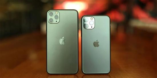 """摩根士丹利:iPhone 12 将迎 """"强劲升级周期"""""""