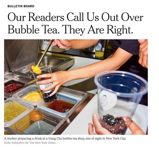 美国年轻人也喜欢喝珍珠奶茶吗?