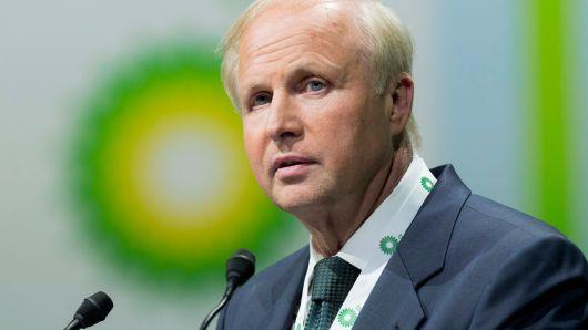 BP公司首席执行官Robert'Bob'Dudley