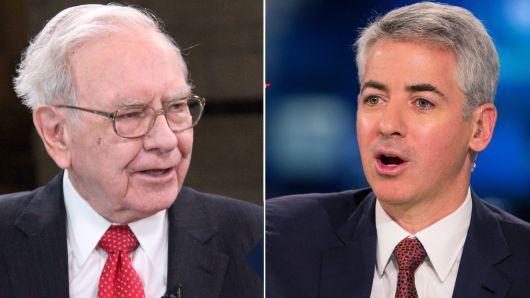 艾克曼:巴菲特不仅是股神 还是最伟大的CEO