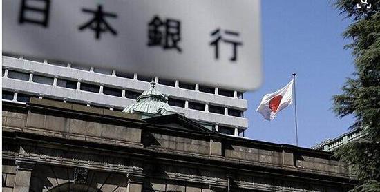 日经新闻:日本央行考虑在展望中提高实际增长率预期