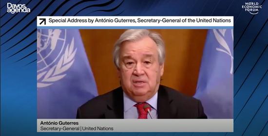 联合国秘书长古特雷斯:疫苗应成为公共产品
