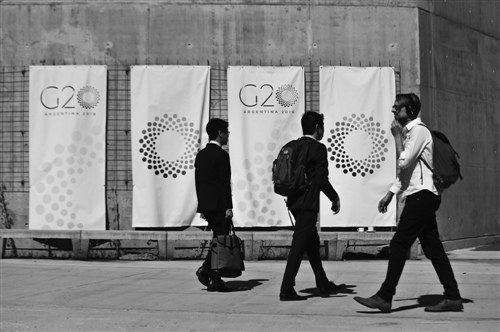 G20再次未提反对贸易保护主义 监管加密货币推到7月