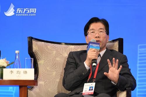 中国银行保险监督管理委员会普惠金融部主任李均锋