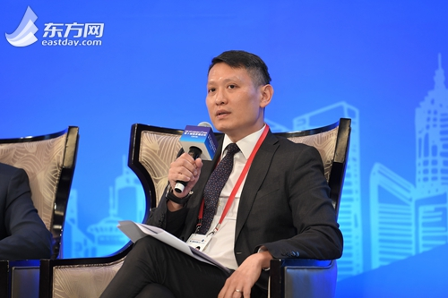 阿布扎比国际金融中心金融服务监管局首席执行官Richard Teng