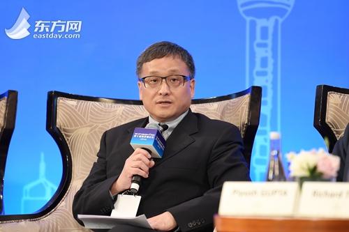 上海证券交易所总经理蒋锋