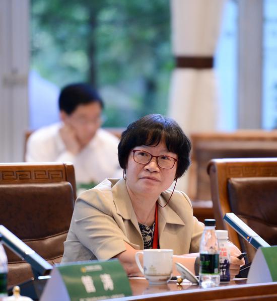上海新金融研究院特邀专家 施�P娅