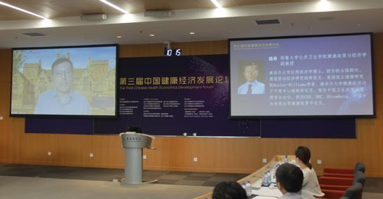 耶鲁大学副教授陈希:美国用了100天时间追赶上韩国人均检测量