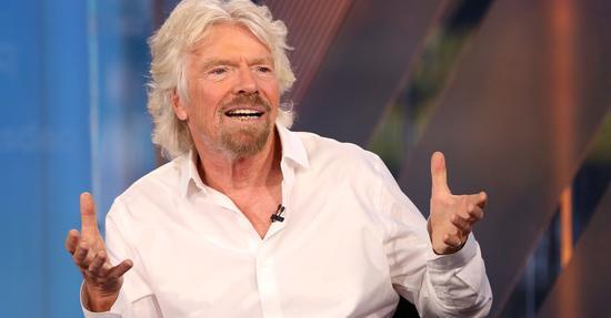 英国亿万富翁布兰森呼吁实施普遍基本收入