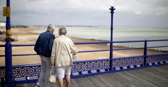 英国加速老龄化:本世纪中叶老年人将占人口三分之一