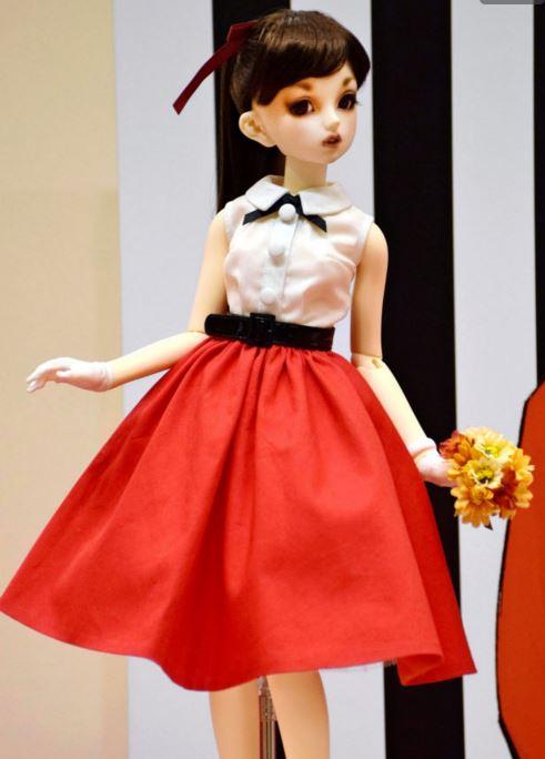 对于部分高人气娃娃 将采用抽签的方式销售
