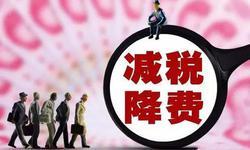 谭浩俊:半年减税降费超万亿 企业如何接招?