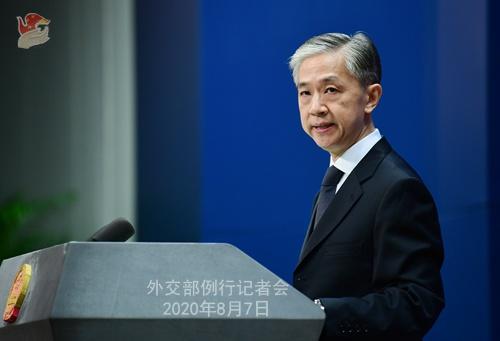 加拿大官员声称加公民在华被判死刑与孟晚舟事件有关 中方回应