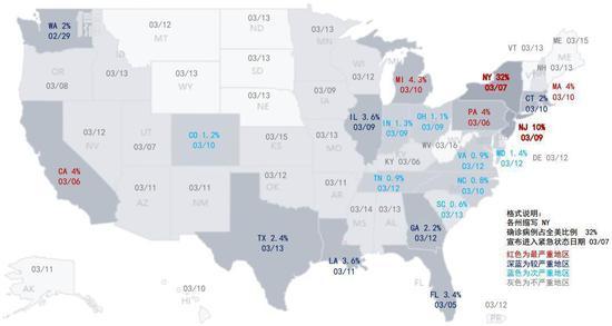 新泽西gdp_去年美国的加州 纽约州 德克萨斯 新泽西等28州的GDP分享