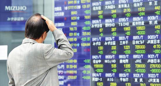 日股收盘跌逾2% 年内涨幅抹消殆尽