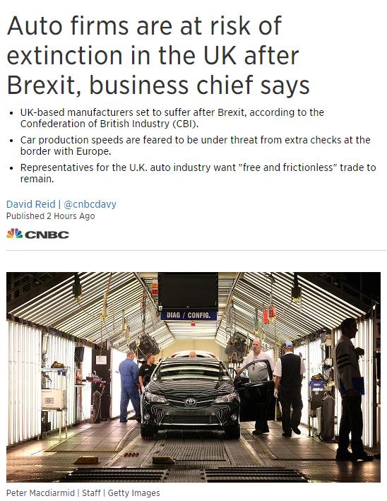 外媒头条:美联储前主席格林斯潘称美国经济正走下坡