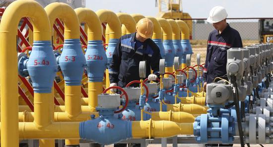 特朗普:俄罗斯通过天然气已完全控制德国