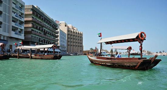 阿联酋与中国将于迪拜港口建设新贸易综合体
