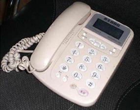 图9-3按键式电话