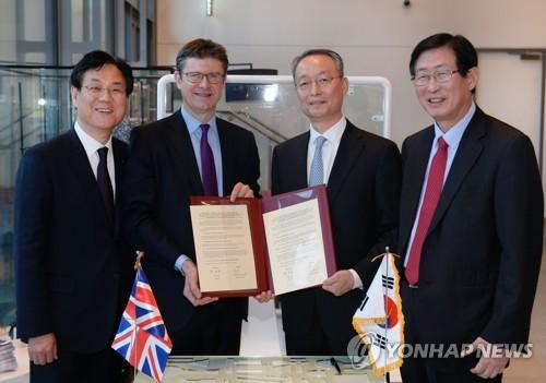 韩政府:积极竞标接盘东芝英国核电项目