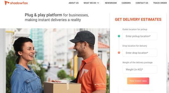京东拟向B2B物流平台Shadowfax投资2000万美元同创娱乐平台