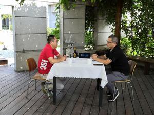 独家专访周鸿祎:我对马化腾不记仇