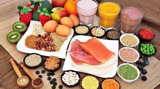 图 10-4 健康饮食