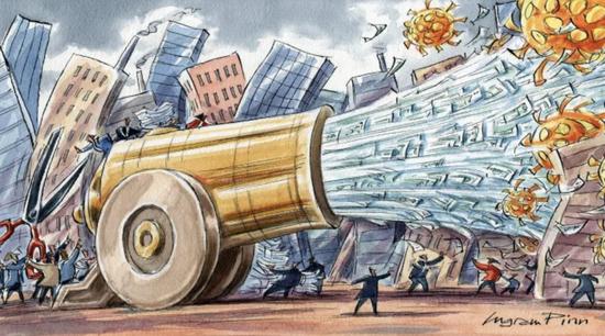 """《【超越在线登录注册】全球万亿大手笔经济救助下 支付""""疫情账单""""将是痛苦的》"""