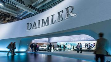 戴姆勒利润下滑16%