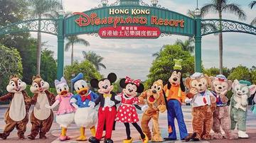 香港迪士尼连亏六年