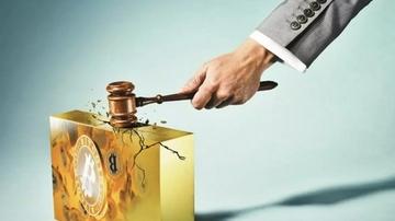 虛擬貨幣交易炒作再遭重拳出擊