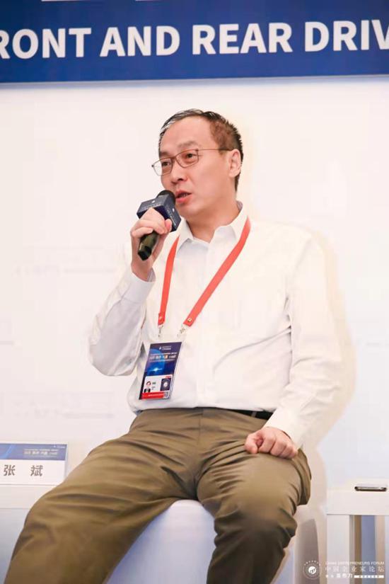 物美集团张斌:流通产业工业化需彻底拥抱互联网