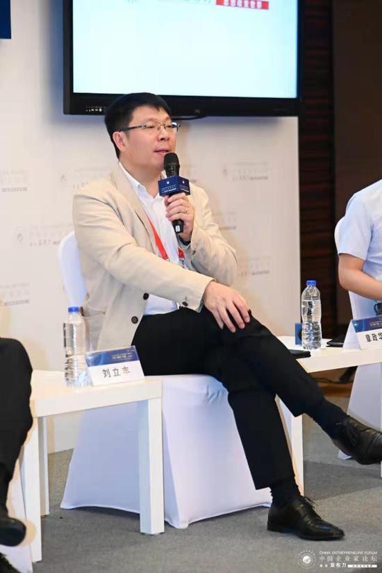 益普索刘立丰:企业用户间的数据