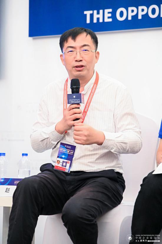 正略集团赵民:目前城市发展对大健康产业不够重视