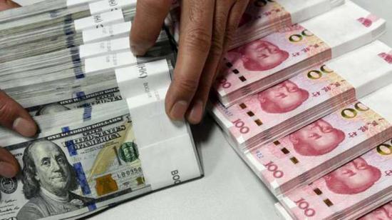 中国的美国国债持有量下降至六个月低点