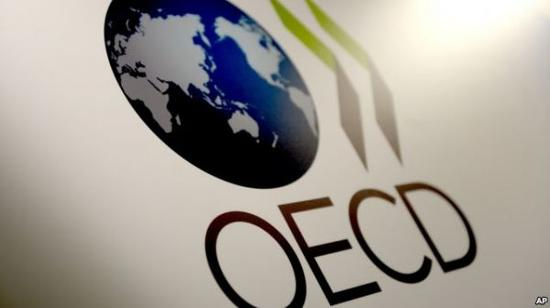经合组织预计今明两年全球经济分别增长3.8%和3.9%