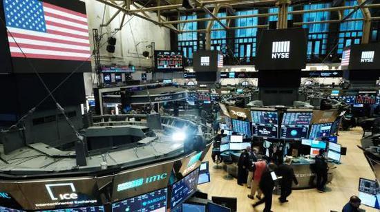 午盘:美股涨跌不一 纳指小幅下滑