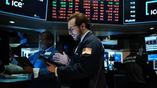 《【沐鳴測速注冊】早盤:美股繼續上揚道指漲500點 銀行與科技股領漲》