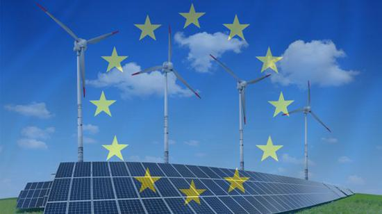 2020年欧盟可再生能源发电占比首次超过化石燃料