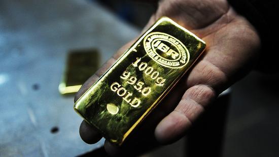黄金期货价格周二收跌0.6% 跌破1200关口