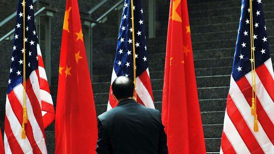 丁俊发:中国有庞大的内需市场 不怕贸易战