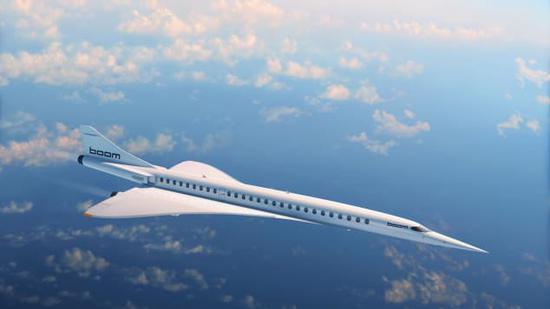 中国或成超音速航空最大市场