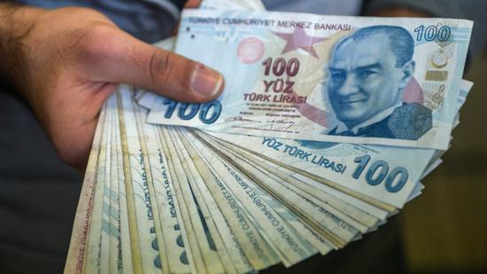 土耳其里拉汇率创新低