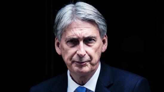 英财政大臣呼吁欧盟