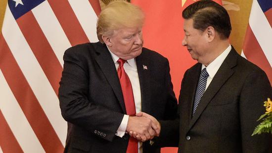 收盘:中美贸易僵局有望破解 美股周五收高