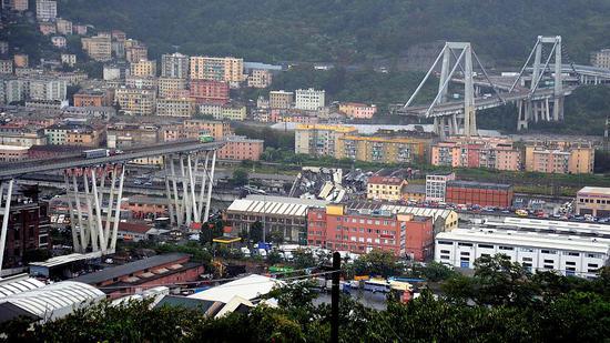 意大利政府决定再次向塌桥事故所在地区拨款