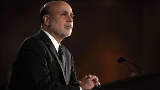 前美联储主席:对抗十年前金融危机时犯了两大错误